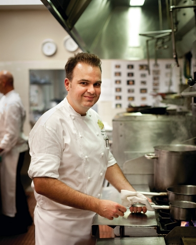 Chef's Corner – Aaron Brooks