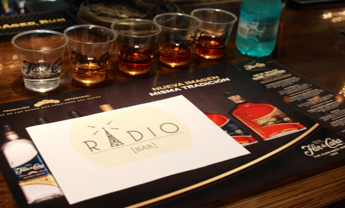 A Rendezvous with Rum at Radio