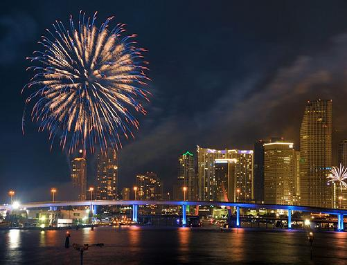 New Years Eve Miami 2014