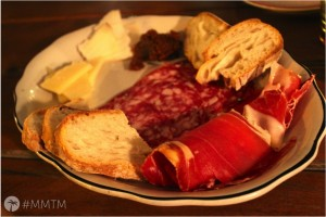 Charcuterie & Cheese