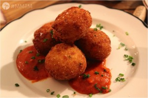 Goat Cheese Croquetas