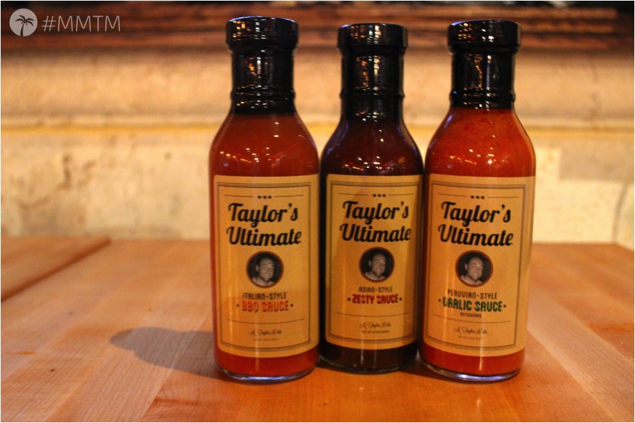 Summer Giveaways – Taylor's Ultimate Gourmet Sauces