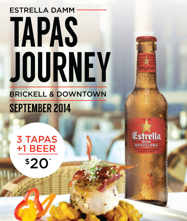 Taking a Tapas Journey
