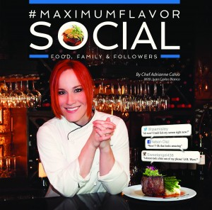 #MaximumFlavor Social Book Cover