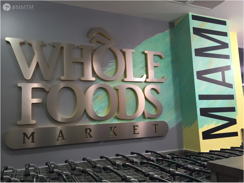 Whole Foods Market Downtown Whole-y Embraces Miami