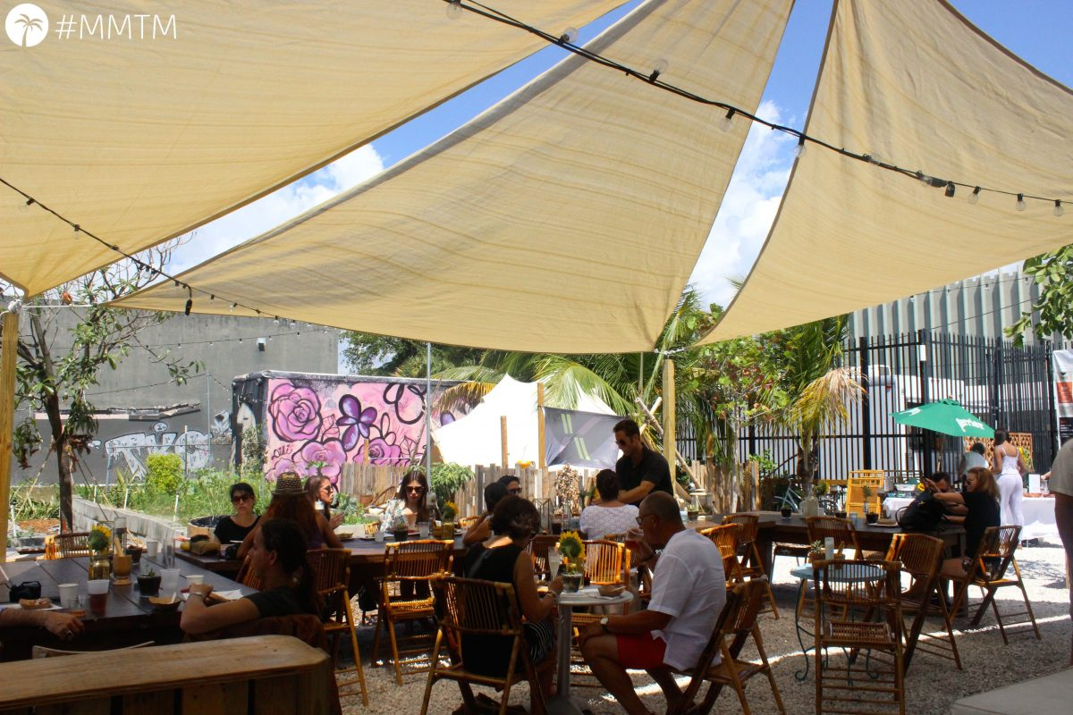 Wynwood Yard Brings Culture & Food to Miami