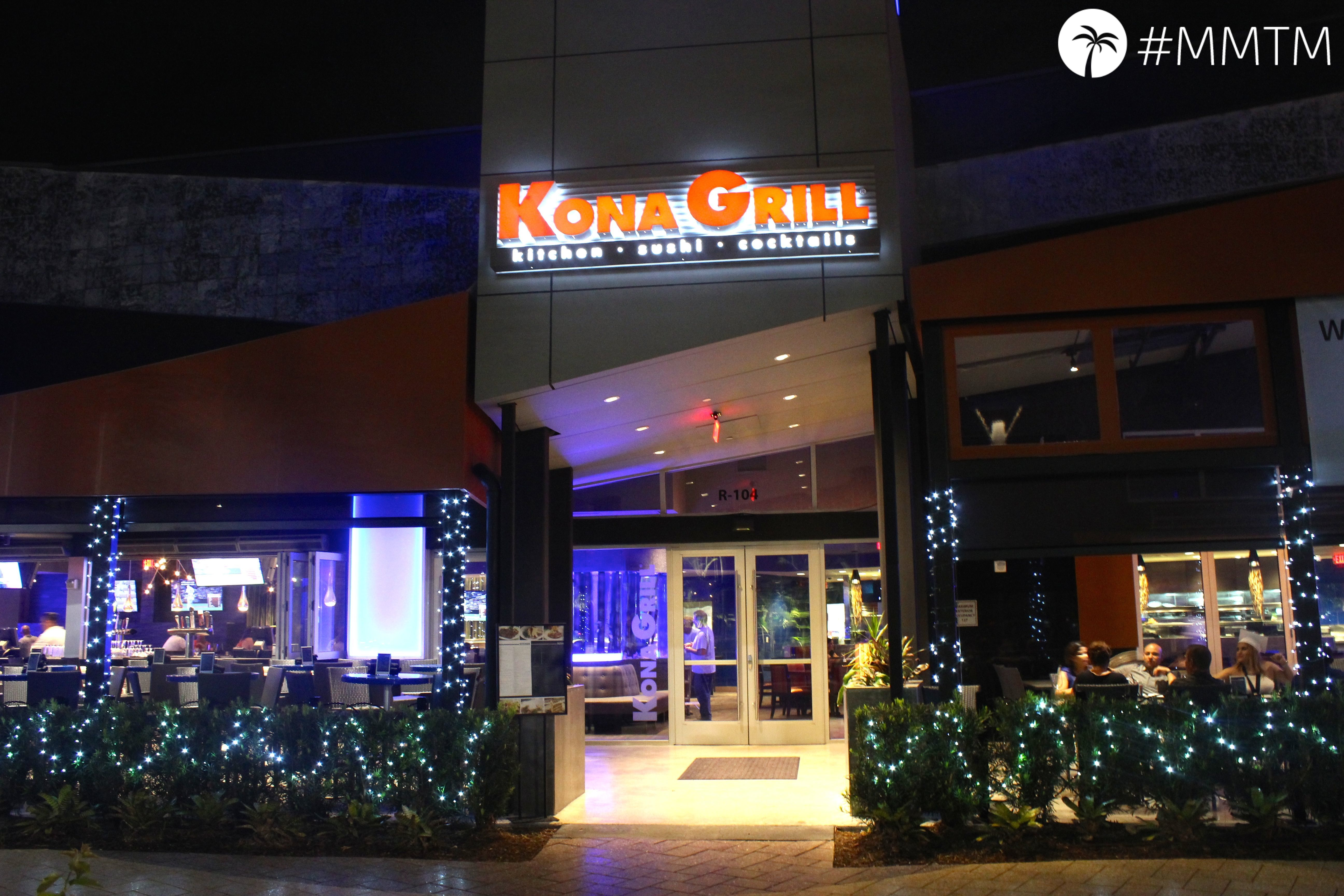 Kona Grill – Your Destination for International Sushi Day