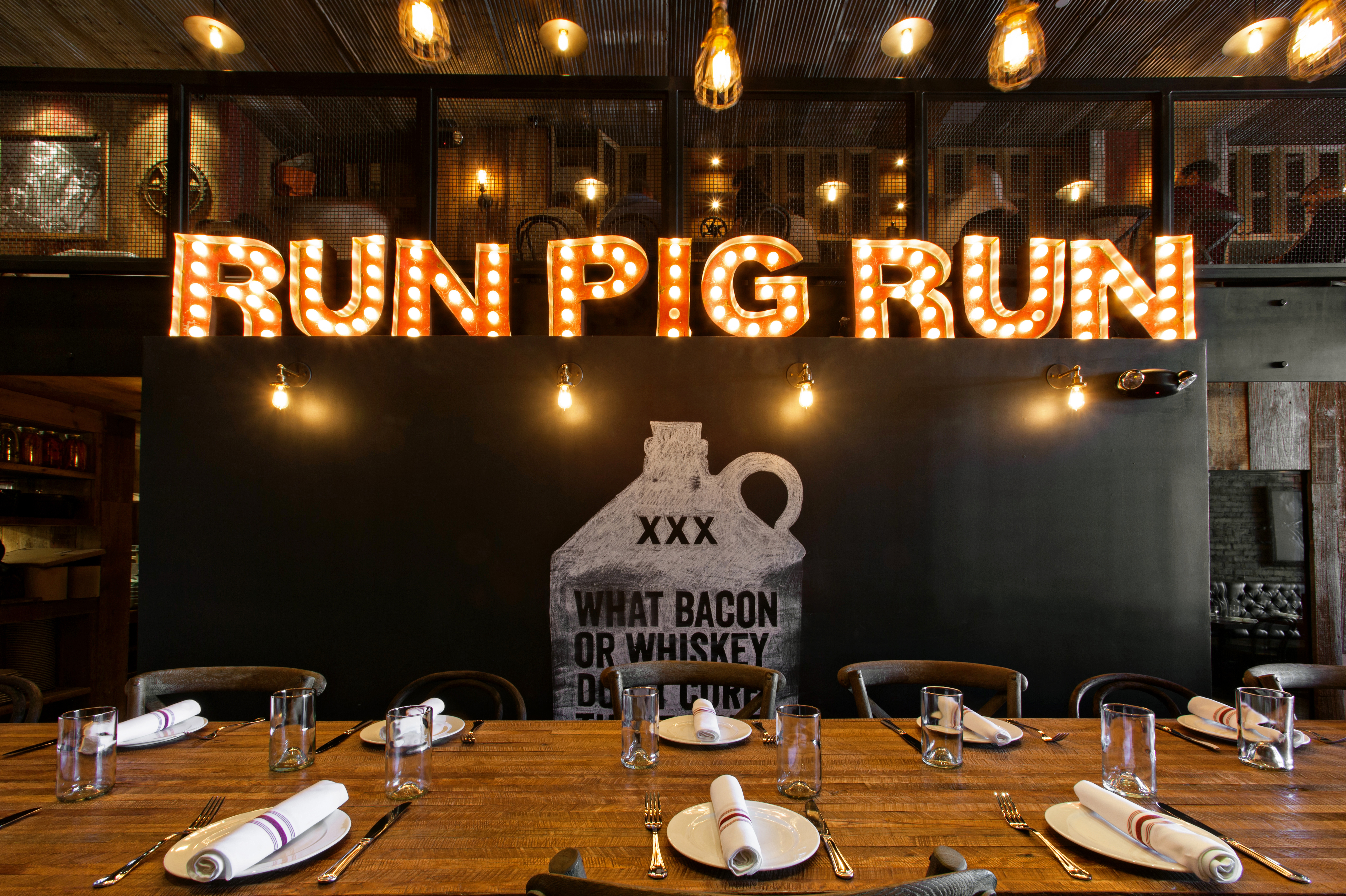 Yardbird_Run Pig Run
