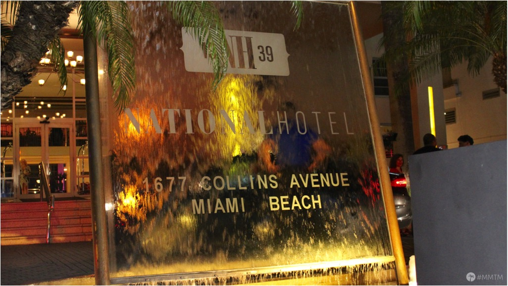 #MiamiSpiceMonday – Tamara's Bistro at The National Hotel