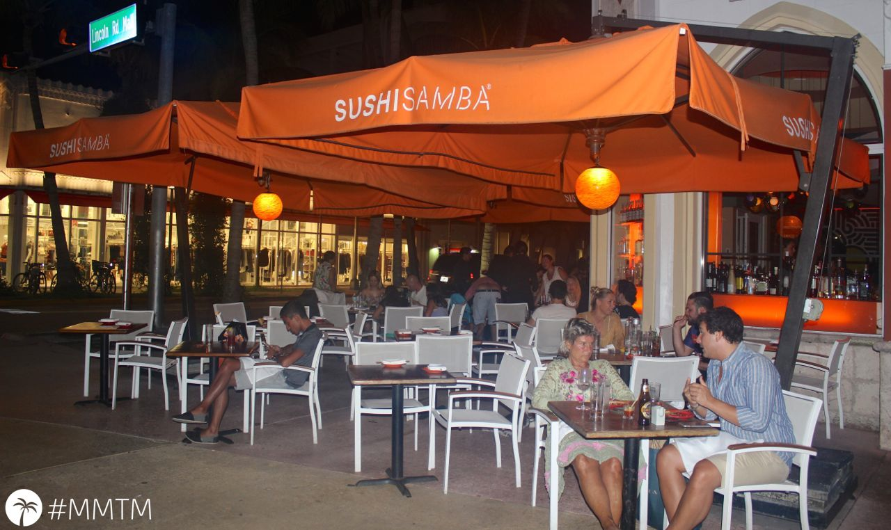 #MiamiSpiceMonday – SUSHISAMBA