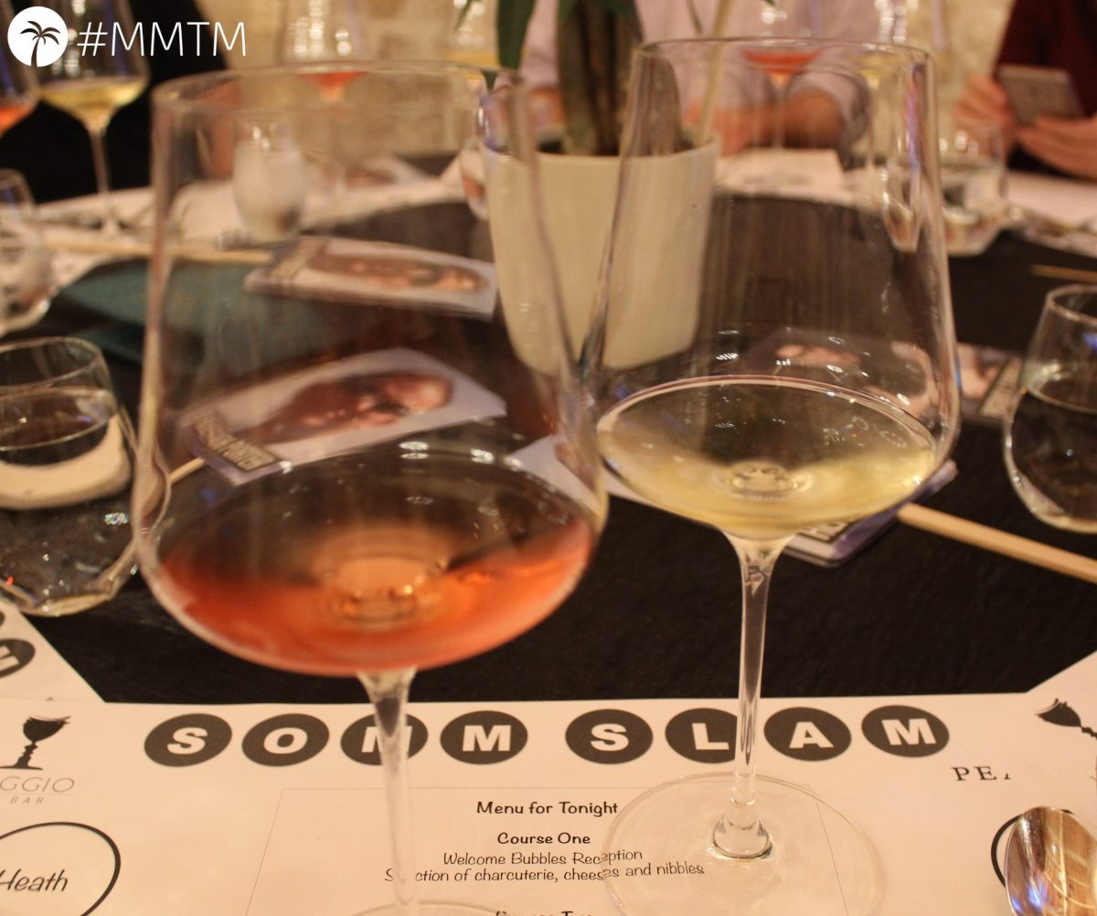 Uvaggio's Somm Slam is a Total Success