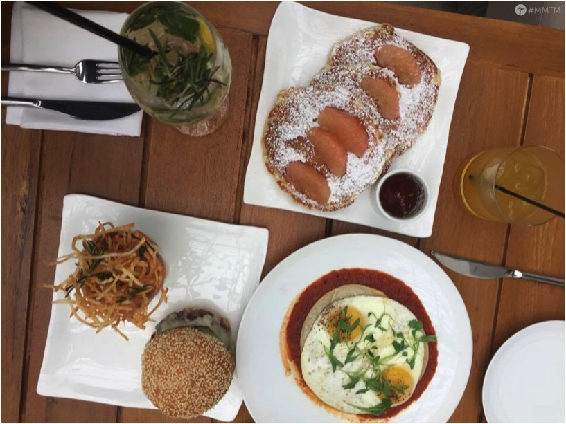 Bullish On Brunch at Matador Room