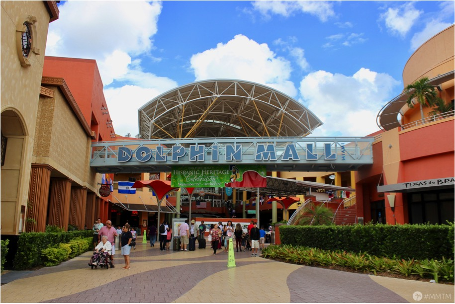 Dolphin Mall Culinary Tour
