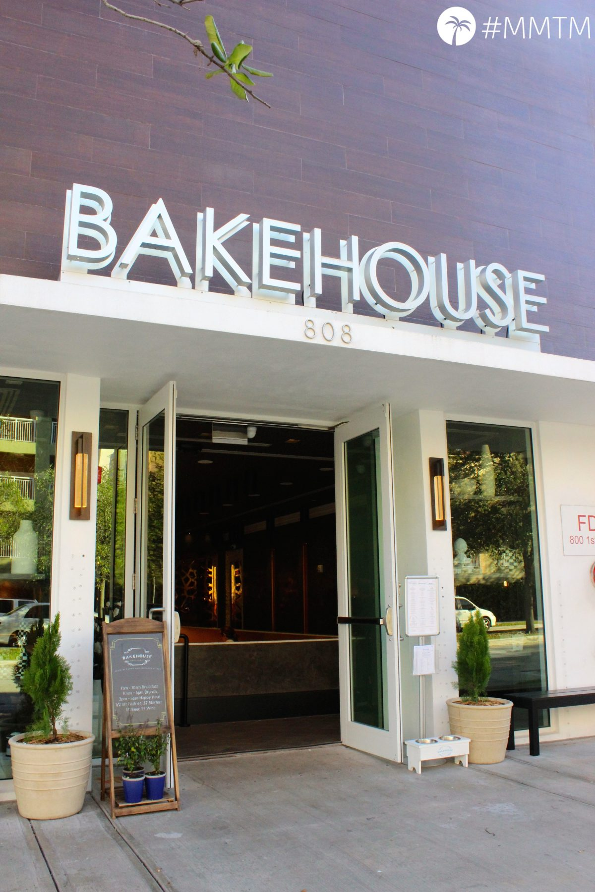 Brunching at Bakehouse Brasserie