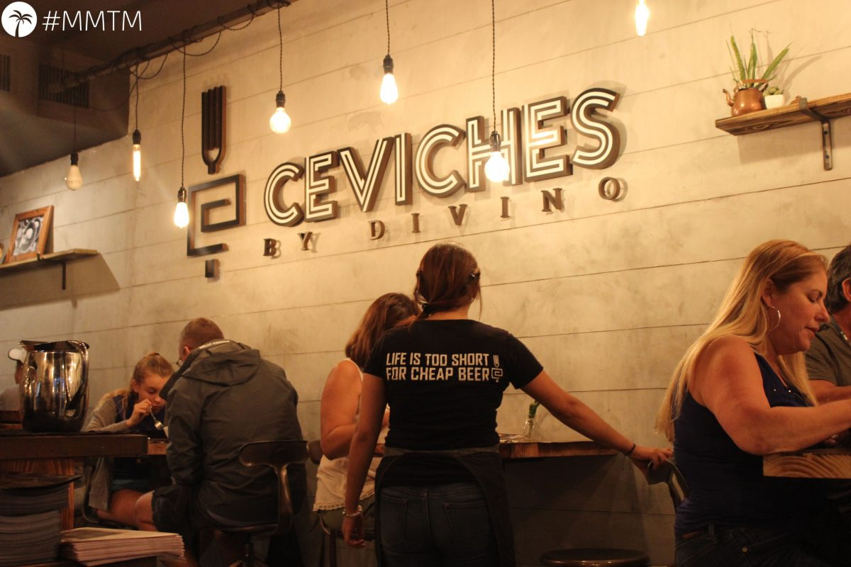 Ceviches by Divino Adds Spark to Miami Springs