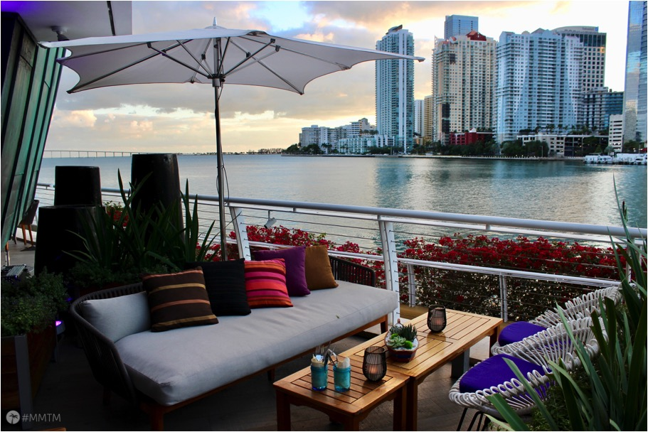 Views, Booze & Chews at YAKU by La Mar