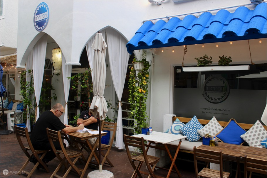 The Magic of Meraki Greek Bistro