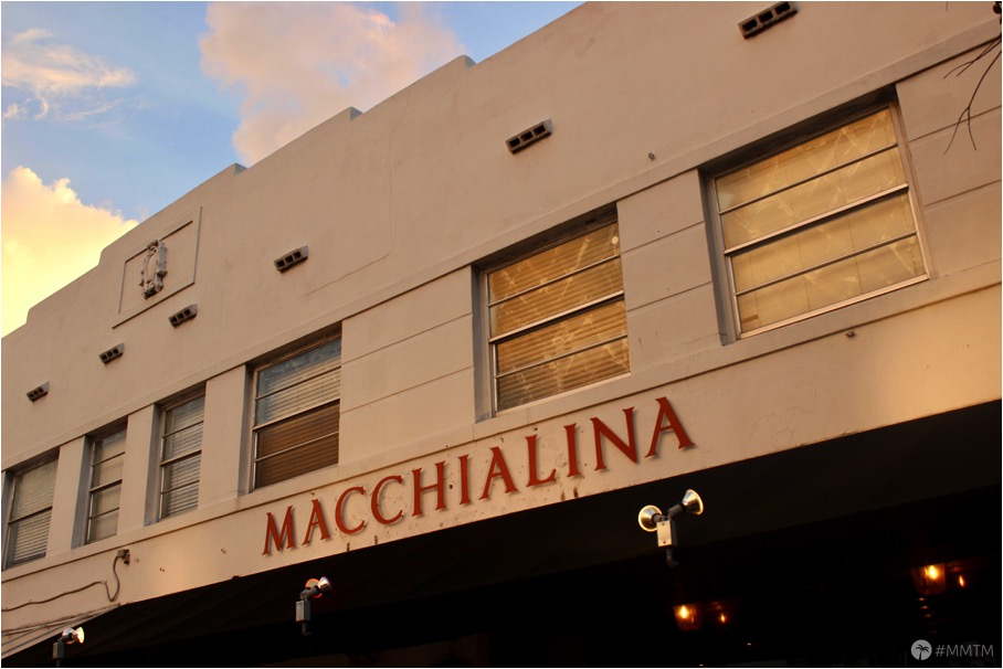 The Chef's Tasting Menu at Macchialina is Pure Italian Magic