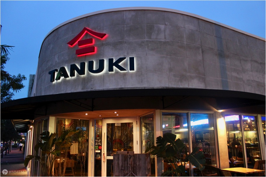 Take a Taste Tour of Asia at Tanuki